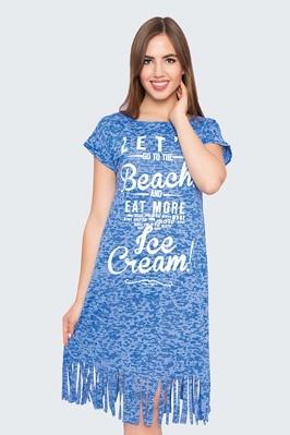 """Платье """"Ice Cream"""", синяя"""